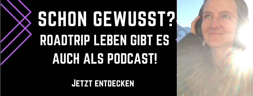 Roadtrip Leben Podcast Teaser