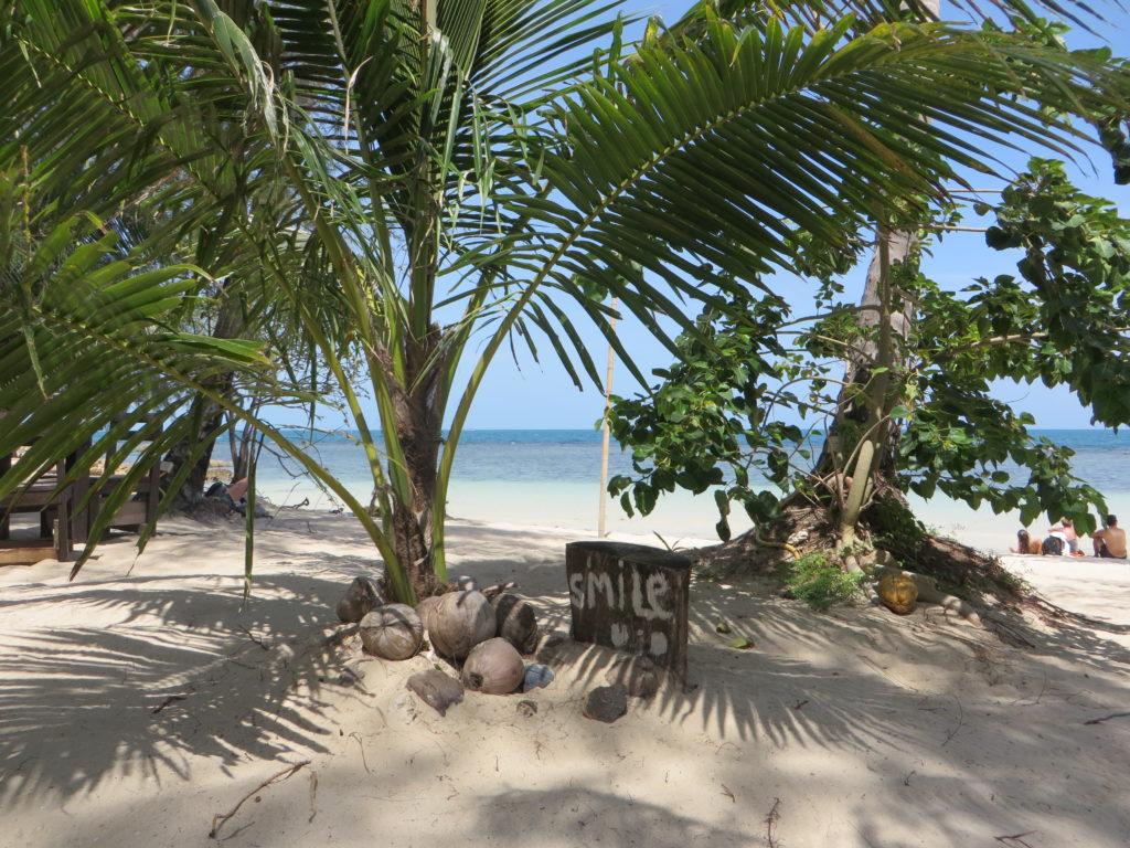 Passives Einkommen - Geld verdienen am Strand durch Skalierbarkeit