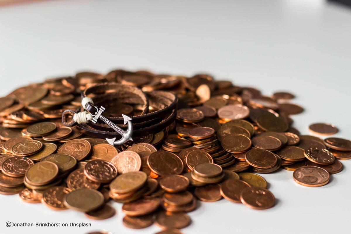 Moneymindset: Wie du dich nie mehr um Geld sorgen musst