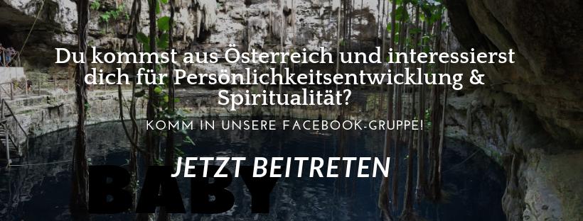 Persönlichkeitsentwicklung Facebook Gruppe
