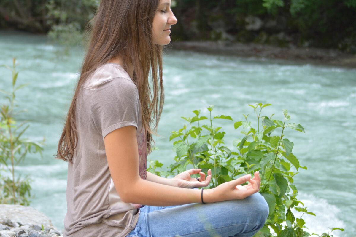 Meine Meditationsroutine und wie sie sich im letzten Jahr verändert hat