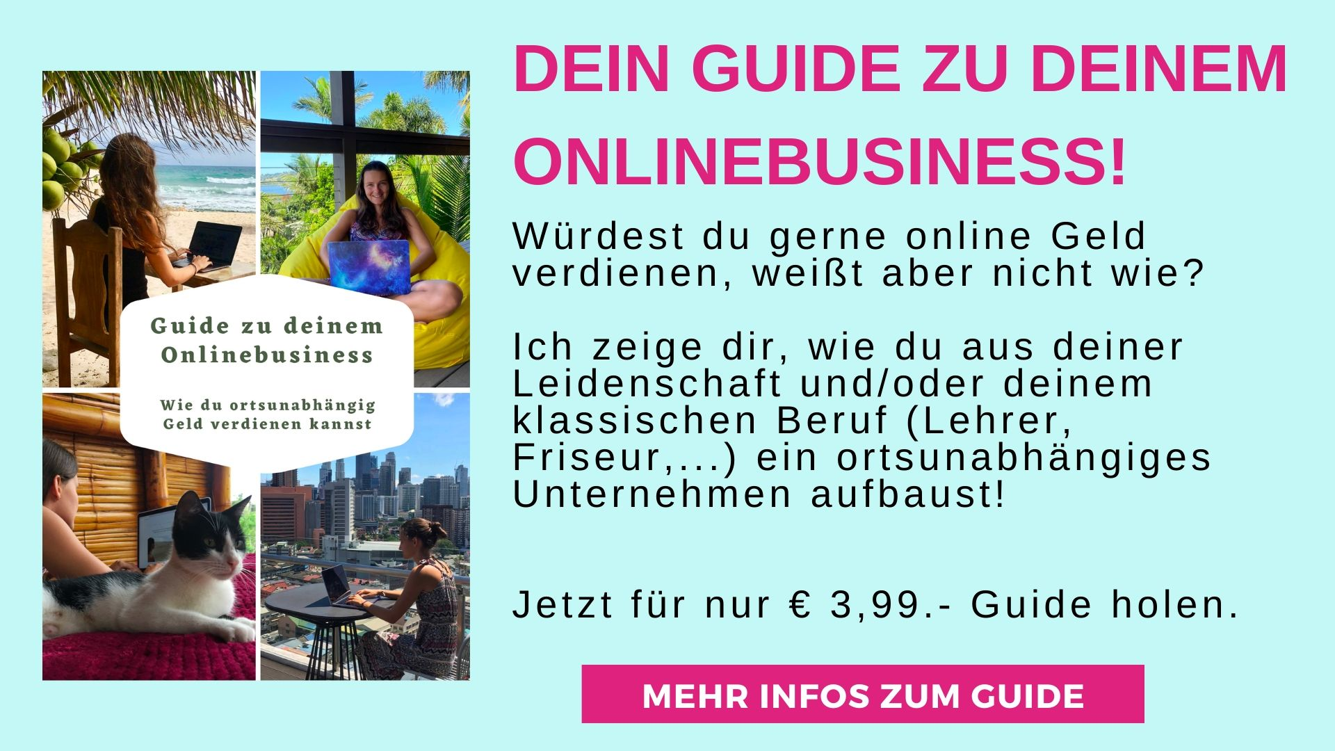 Guide zum Onlinebusiness Banner