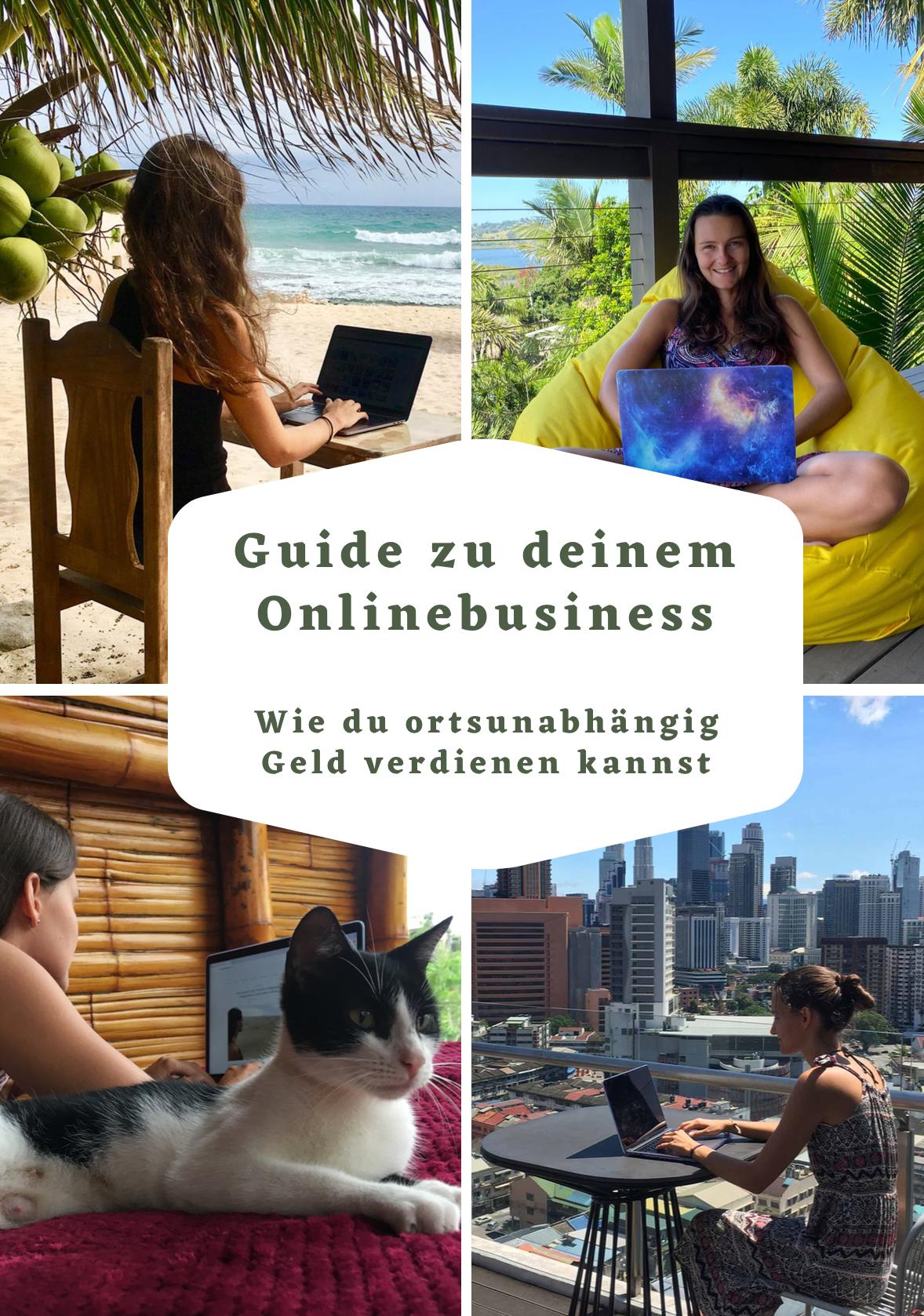 Guide zu deinem Onlinebusiness