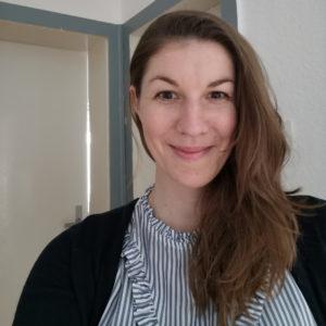 Sandrina Stüwe, ganzheitlicher systemischer Coach und Theta-Healerin.